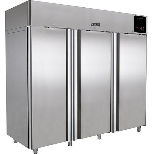 U-Line - 72 Cu Ft Freezer With Stainless Solid Finish (115v/60 Hz Volts /60 Hz Hz)