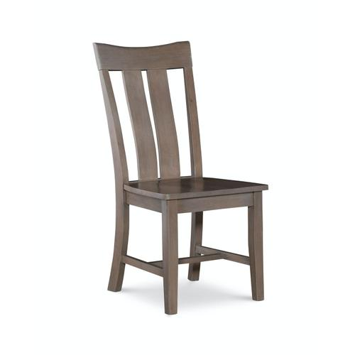 John Thomas Furniture - Ava Chair in Taupe Gray