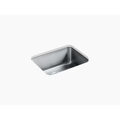 "23"" X 17-1/2"" X 9-1/2"" Medium Undermount Single-bowl Kitchen Sink"