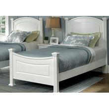 Panel Bed Twin & Full