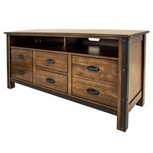 "District 55"" TV Console"