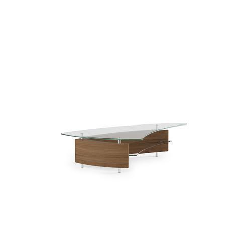 BDI Furniture - Fin 1106 Coffee Table in Natural Walnut