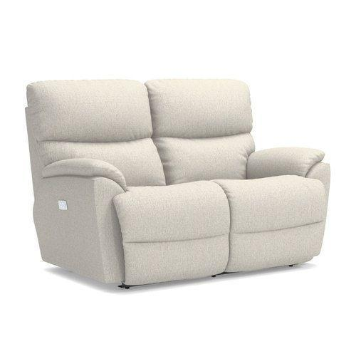 Trouper Power Reclining Loveseat w/ Headrest