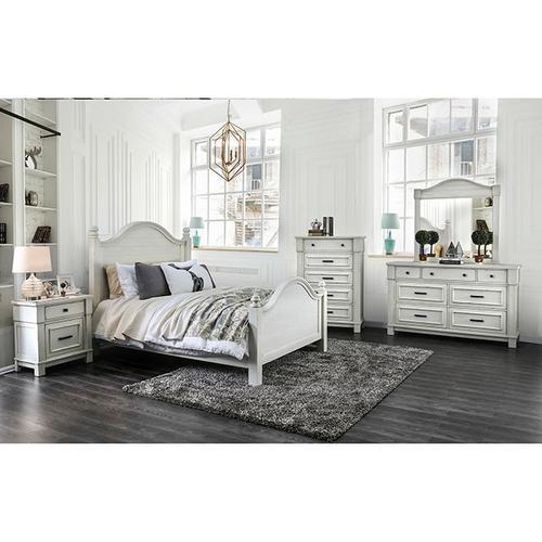 Queen-Size Daria Bed