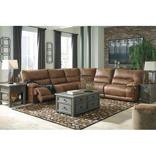 Thurles 2-piece Power Reclining Sectional