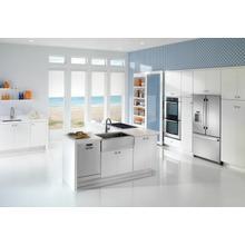 Recesssed Handle Dishwasher SPE5ES55UC SPE5ES55UC