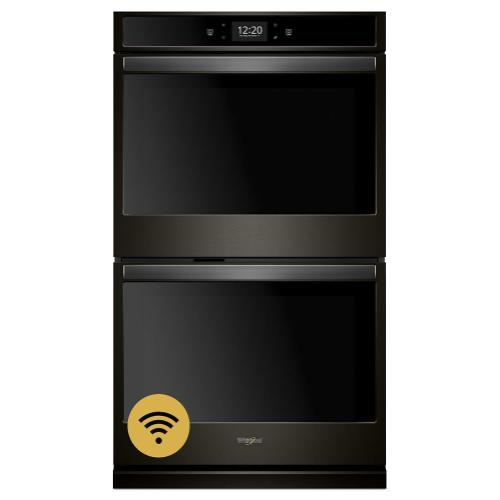 Whirlpool Canada - 8.6 cu. ft. Smart Double Wall Oven with True Convection Cooking