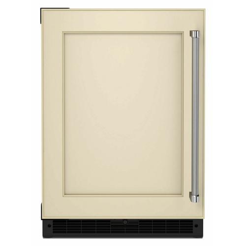 """KitchenAid - 24"""" Panel-Ready Undercounter Refrigerator - Panel Ready PA"""