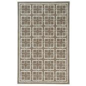 Square Trellis Mushroom - Rectangle - 5' x 8'
