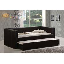 Cole FULL DAY BED/TWIN TRUNDLE
