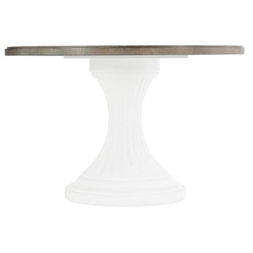 Dining Room Modern Romance 48in Round Pedestal Dining Table