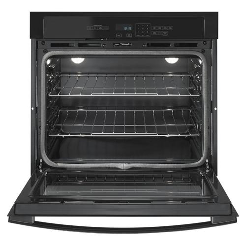 4.3 cu. ft. SIngle Thermal Wall Oven Black