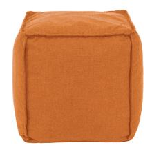 Square Pouf Seascape Canyon