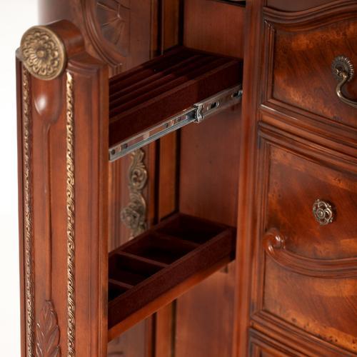 Storage Console- Dresser & Mirror 2 PC