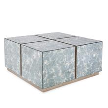 View Product - Paxton Mirrored Coffee Table
