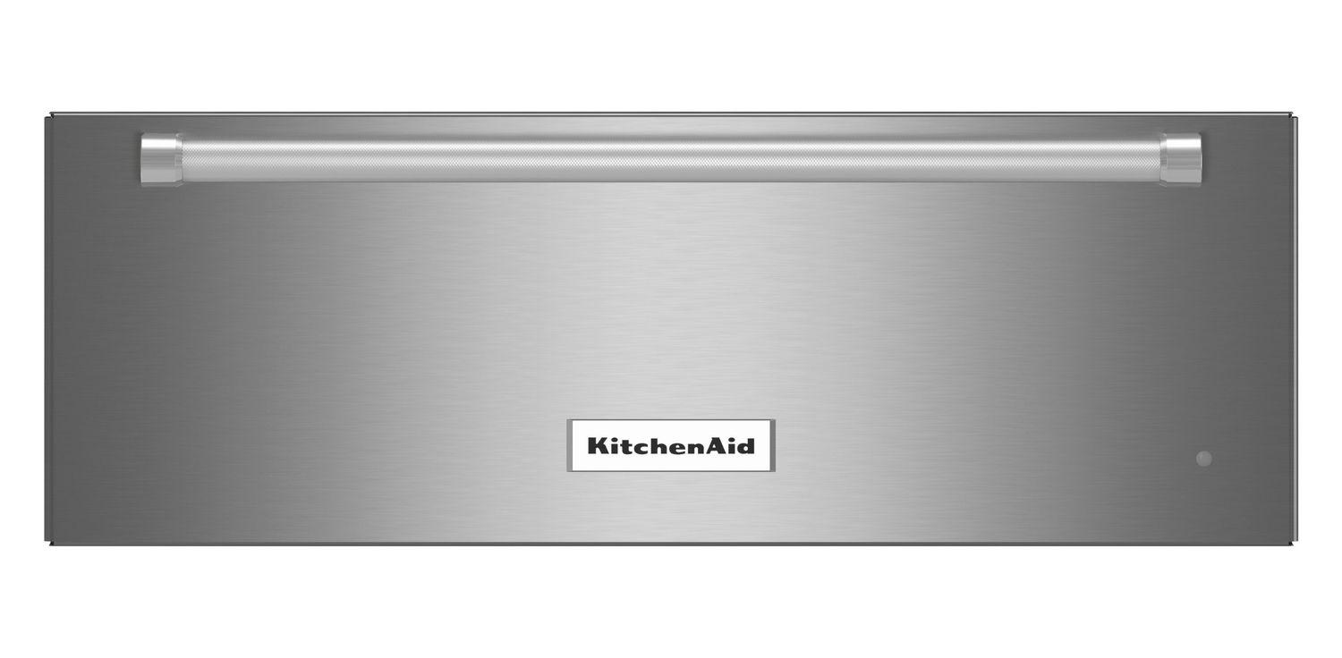 Kitchenaid27'' Slow Cook Warming Drawer Stainless Steel