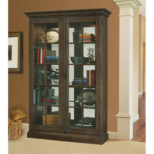 Howard Miller Clawson Curio Cabinet 670020