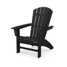 View Product - Nautical Curveback Adirondack Chair in Black