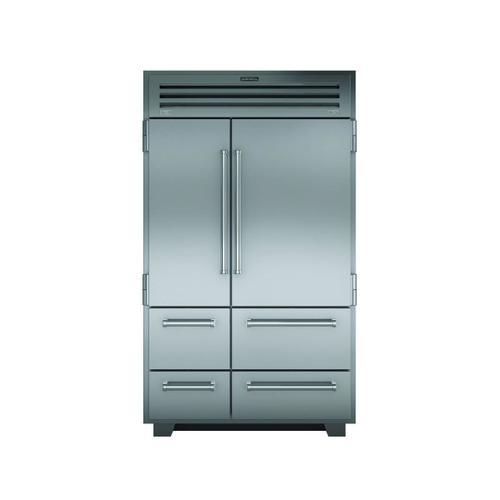"Sub-Zero - 48"" PRO Refrigerator/Freezer"