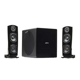 DS7 STEREO SPEAKER + SUBWOOFER SYSTEM - Black