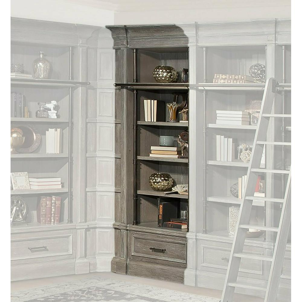 See Details - GRAMERCY PARK Museum Bookcase Extension