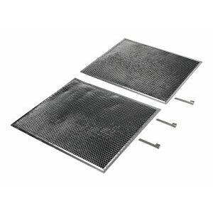 Amana - Range Hood Replacement Charcoal Filter Kit - Other