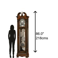 Howard Miller Grayland Grandfather Clock 611244