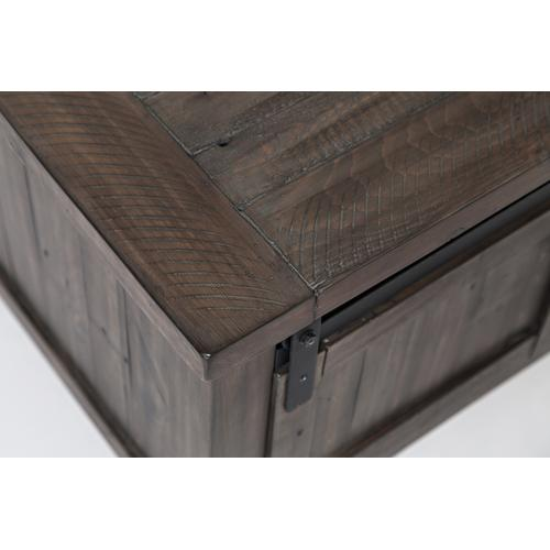 Madison County Barn Door Cocktail Table