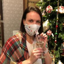 See Details - Happy Hour Reusable Face Mask Merry Everything