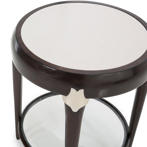 Amini - Round Accent Table