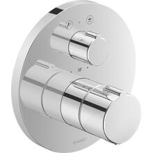 Thermostatic Shower Trim For Concealed Installation, Chrome
