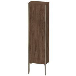 Semi-tall Cabinet Floorstanding, Walnut Dark (decor)