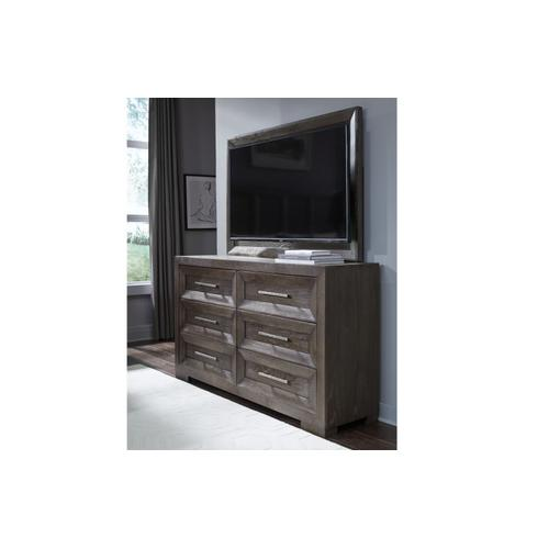 Facets 6 Drawer Dresser