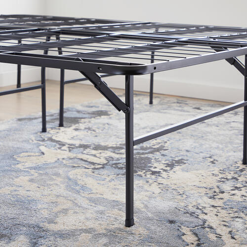 "Structures Highrise HD Bed Frame, 18"", Queen"