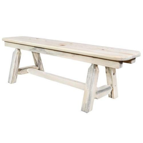 Homestead Collection Plank Style Bench