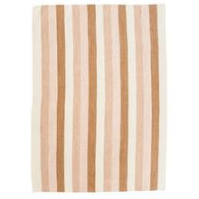 Product Image - 4' x 6' Cotton Striped Rug, Multi Color