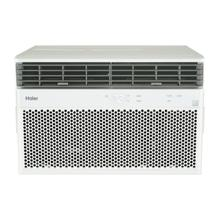 See Details - Haier® ENERGY STAR® 14,000 BTU 115 Volt Smart Electronic Window Air Conditioner