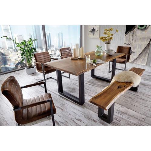 VIG Furniture - Modrest Taylor - X-Large Modern Live Edge Wood Dining Table