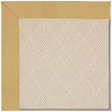 "Creative Concepts-White Wicker Canvas Wheat - Rectangle - 24"" x 36"""