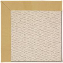 "Creative Concepts-White Wicker Canvas Wheat - Rectangle - 24"" x 36"""