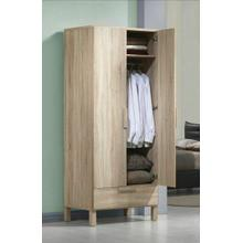 ACME Odella Wardrobe - 98090 - Light Oak