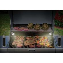 Magnetic LED Mini Grill Lights 2 PK