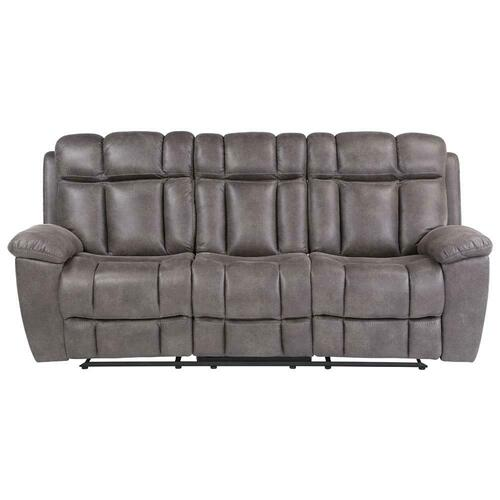 Parker House - GOLIATH ARIZONA GREY Manual Sofa