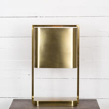 Stratton Desk Lamp-antique Brass Ss