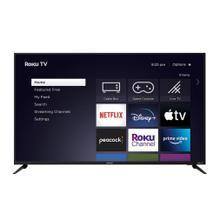 """See Details - Element 55"""" 4K UHD HDR10 Roku TV"""