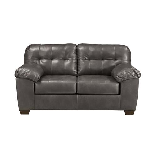 Alliston Loveseat Gray