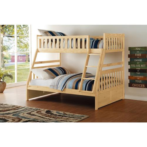 Twin/Full Bunk Bed