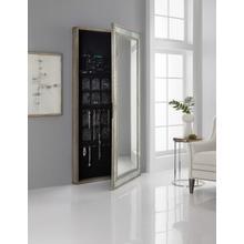 See Details - Melange McALister Floor Mirror w/ Jewelry Storage