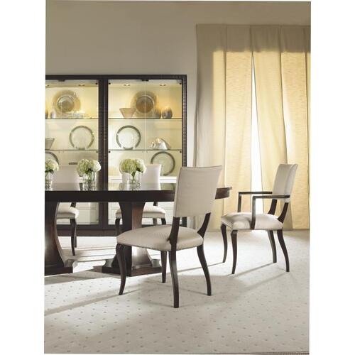 Century Furniture - Tribeca Double Pedestal Dining Table