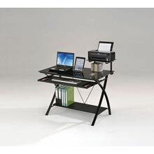 ACME Erma Computer Desk - 92078 - Black